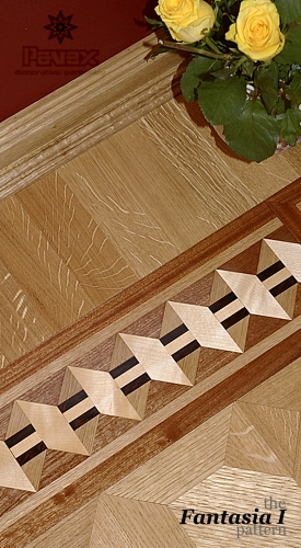 Hardwood floor border inlays collection geometrica 2 Hardwood floor designs borders