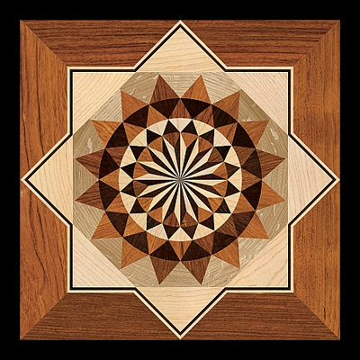 medallion floor usa by custom nautical and inlays wood hardwood borders medallions