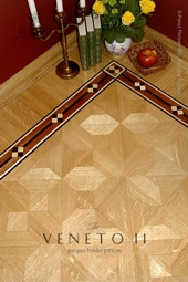 No.101-VENETO II hardwood border