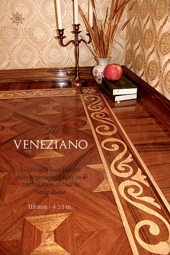 No.107-VENEZIANO hardwood border