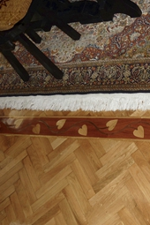No.142-HEDREA hardwood border