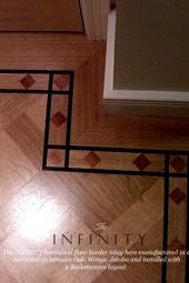 Hardwood Floor Borders And Medallion Inlays The Pavex