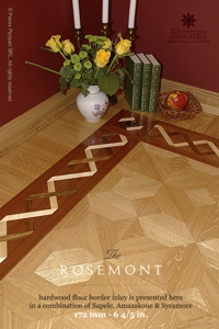 No.79-The ROSEMONT hardwood border