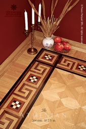No.84-ATHENIAN hardwood border