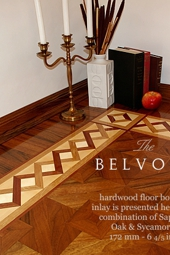 No.89-BELVOIR hardwood border