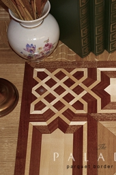 No.99-PALADIO hardwood floor border