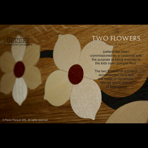 No.74: The Two Flowers insets